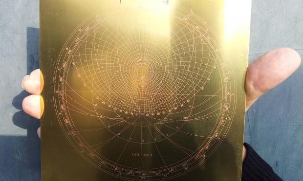 Astrolabe jalle astronomie - Animation chromatographie sur couche mince ...